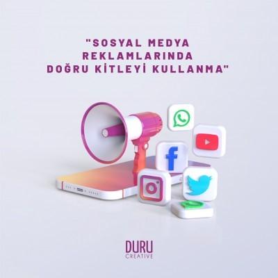Sosyal Medya Reklamlarında Doğru Kitleyi Kullanma
